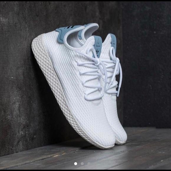 Adidas pharrell williams tennis hu trainers